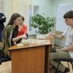 Валерий Алигорский на Чемпионате Воронежа