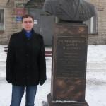 Иван Самойлов и тот самый памятник, Щигры